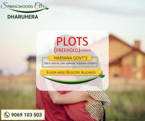 affordable residential plots in dharuhera Affordable Residential homes