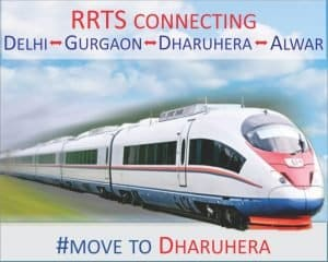 rrts affordable apartments Delhi-Alwar Regional Rapid Transit System (RRTS)